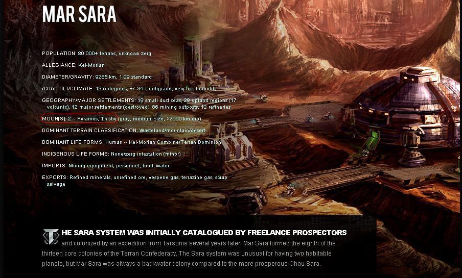 Easter Eggs dans StarCraft II.