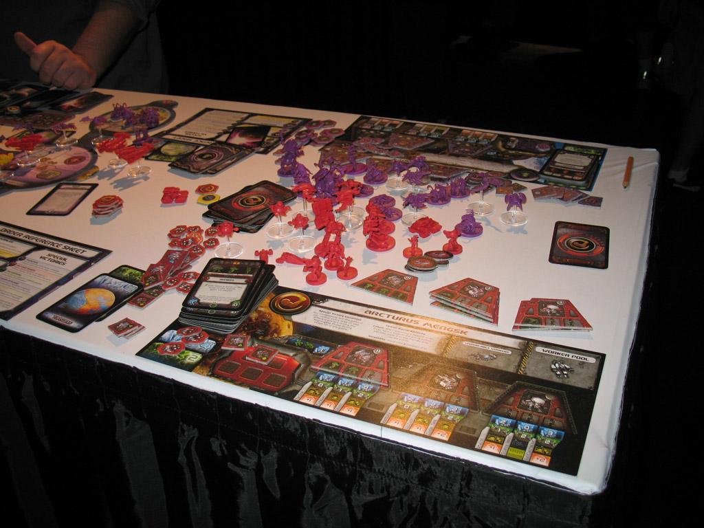 Photo du BlizzCon 2007