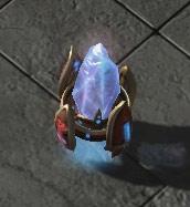 Blizzard Entertainment Star Craft Protoss Pylône jeu vidéo Soft émail Broche