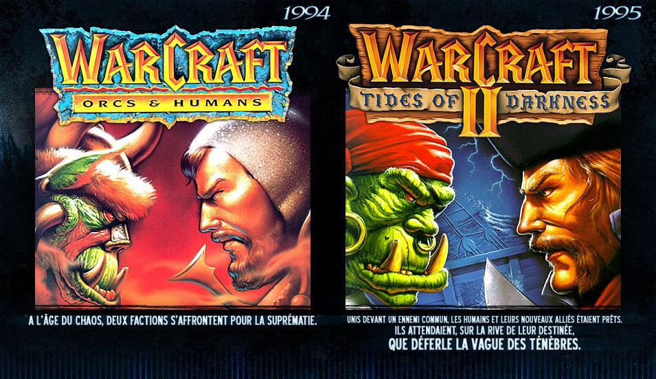 Image de la page d'accueil de Blizzard, le 13 mai 2007.