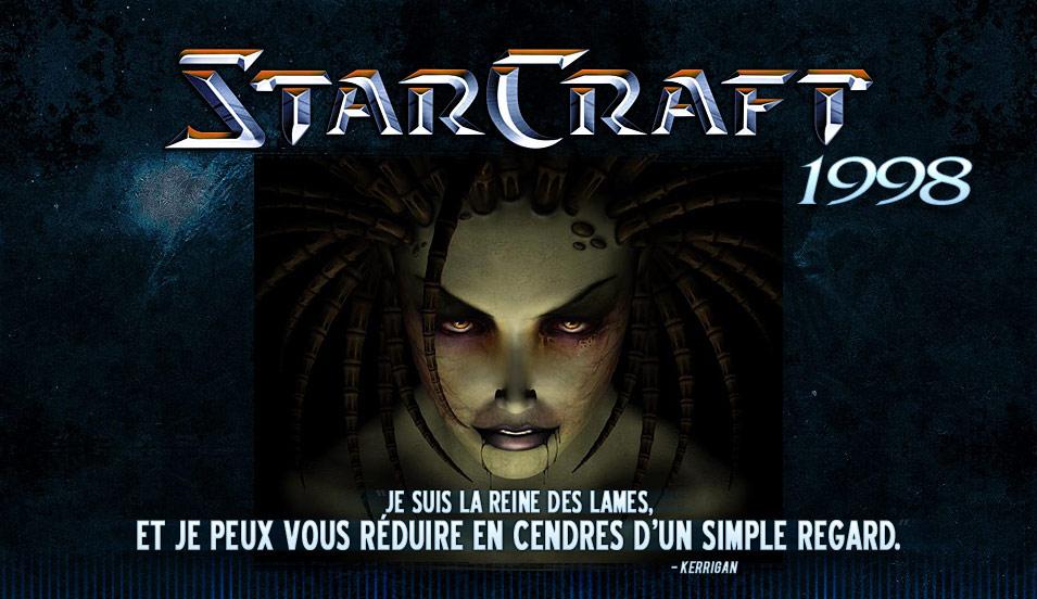 Image de la page d'accueil de Blizzard, le 15 mai 2007.