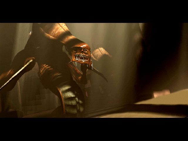 Screenshot d'une cinématique Starcraft 1.