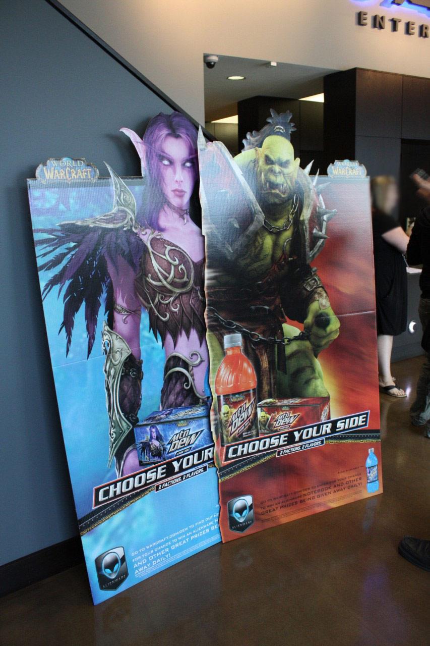 Locaux de Blizzard à Irvine (juin 2009).