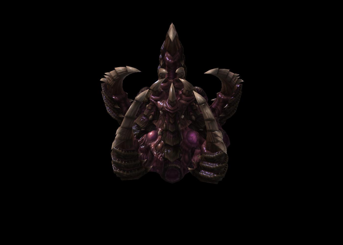 Screenshot de StarCraft II (Hive).